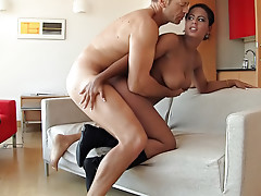 Rocco Fucks Harder Then A Black Man! Nasty Girl Confirms It!video