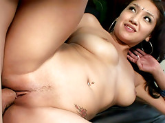 Young & sexy Indian riding this throbbing shaft like a pro!video